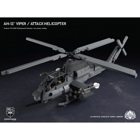 AH-1Z Viper - Attack Helicopter