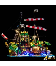 LEGO Pirates of Barracuda Bay 21322 Beleuchtungs-Kit