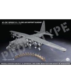 AC-130® (SPOOKY II) - Close Air Support