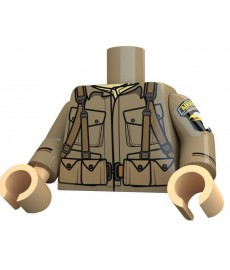United Bricks - Airborne 101st Torso