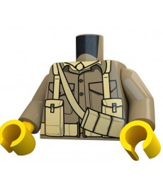 United Bricks - British Bandolier Torso