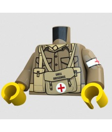 United Bricks - British Medic Torso