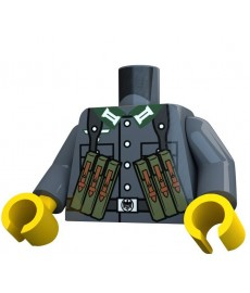 United Bricks - German MP40 Torso