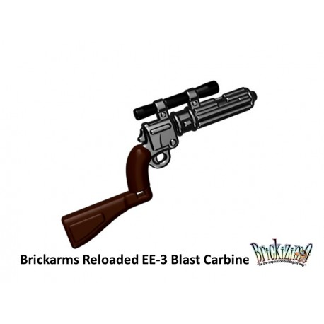 BrickArms Reloaded: E-3 Blast Carbine
