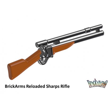 BrickArms Reloaded Sharps Rifle