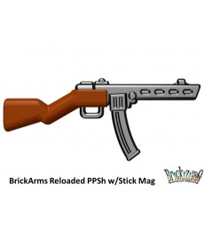 BrickArms Reloaded PPSh w/Stick Mag
