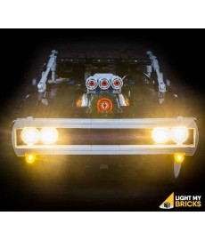 LEGO Dom's Dodge Charger 42111 Light Kit