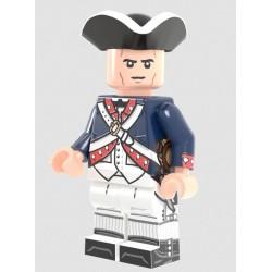 Revolutionary War American Soldier