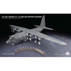 AC-130® (SPOOKY II) - Close Air Support