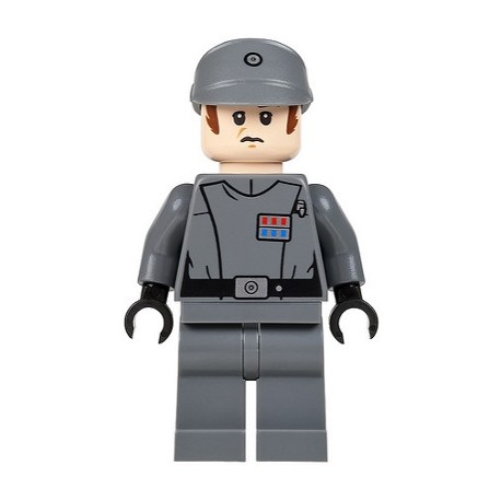 Imperial Officer Captain_Commandant_Commander