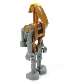 Rocket Battle Droid Commander