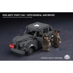 WWII Army Staff Car