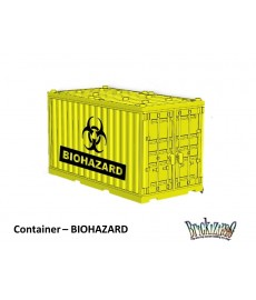 Container - Biohazard