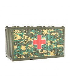 Container - Camo Red Cross