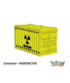 Container - Radioactive