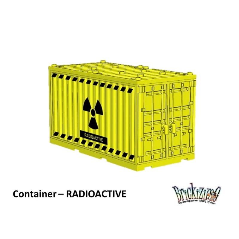 Container - Radioactive