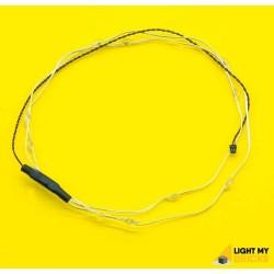 Multi-Colour Changing LED Light String