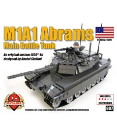 M1A1 Abrams Main Battle Tank - release 2012