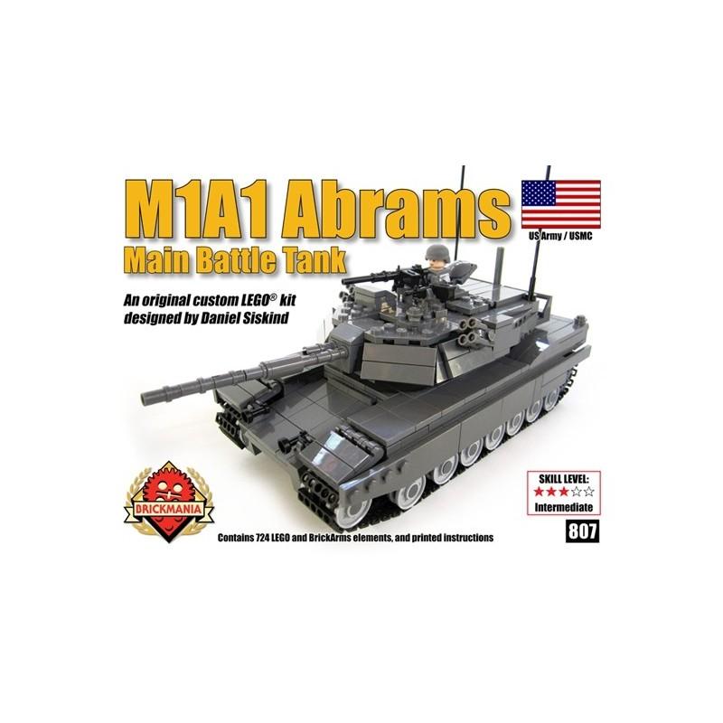 M1A1 Abrams Main Battle Tank - release 2012