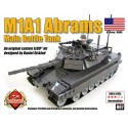 Retired: M1A1 Abrams Main Battle Tank - release 2012