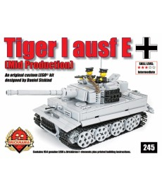 Retired: Tiger I ausf E - release 2011