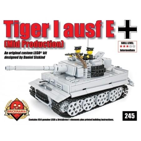 Retired: Tiger I ausf E - release 2011