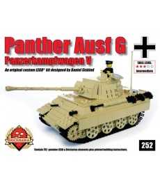 Retired: Panther Ausf G - release 2011