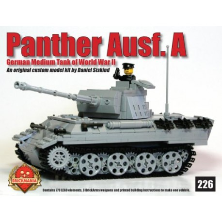 Retired: Panther Ausf A - release 2011