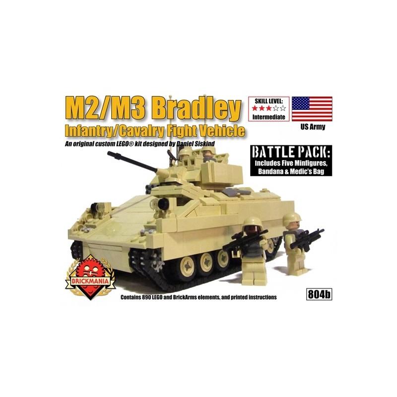 Retired: M2/M3 Bradley - release 2012