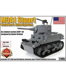Retired: M3A1 Stuart Light Tank - release 2010
