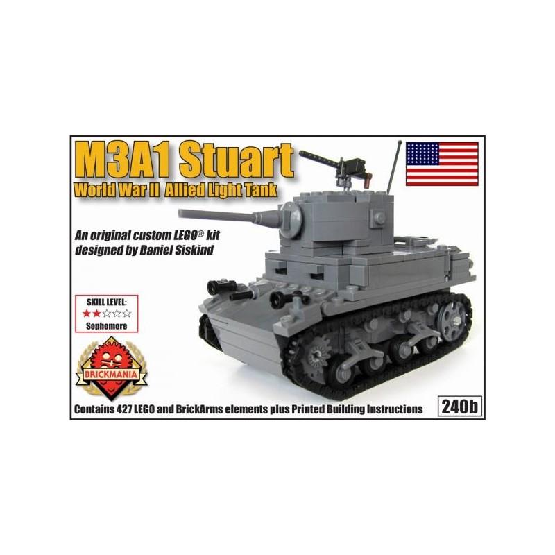 Retired: M3A1 Stuart Light Tank - release 2010