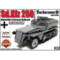 Retired: SdKfz 250 Halftrack - release 2012