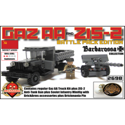 Retired: Gaz AA and ZiS-2 - release 2012