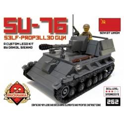 Retired: SU-76 - release 2012