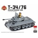 Retired: T-34 / 76 - release 2015