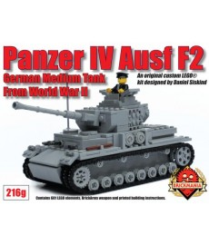 Retired: Panzer IV Ausf F2 - release 2010