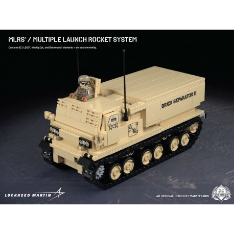 MLRS® - Multiple Launch Rocket System