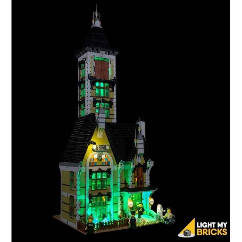 LEGO Haunted House 10273 Verlichtings Set