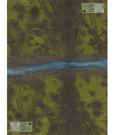 River Crossings Battle Mat