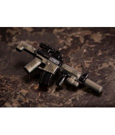 Brickmania® Perfect Caliber™ BrickArms® SOPMOD M4-TAC