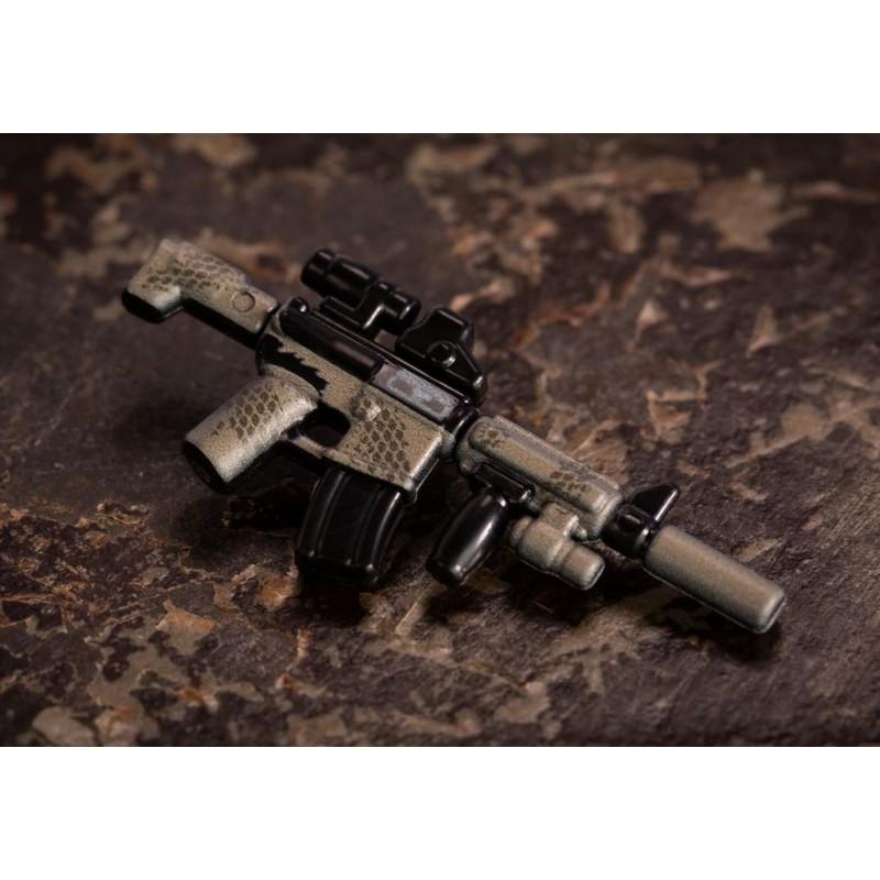 Brickmania® Perfect Caliber™ BrickArms® SOPMOD M4-TAC