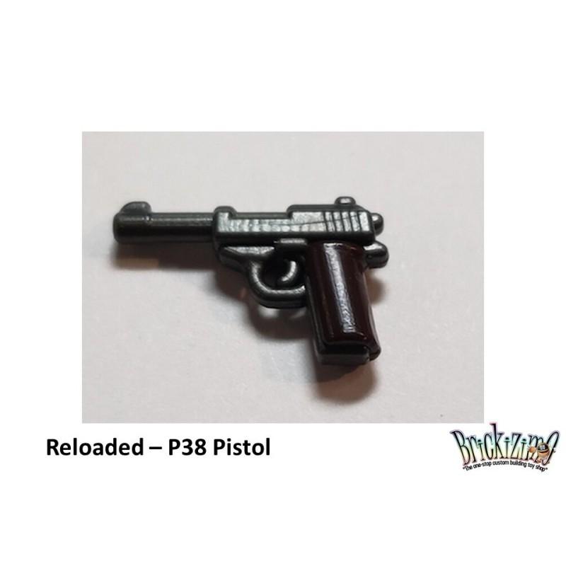 BrickArms Reloaded P38 Pistool