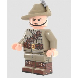 WWI Australian Light Horse Infantry