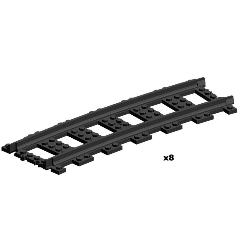 R120 Curved Track Set
