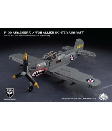 P-39 Airacobra™ – WWII Allied Fighter Aircraft