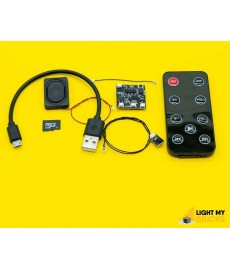 Remote Control and Sound Kit