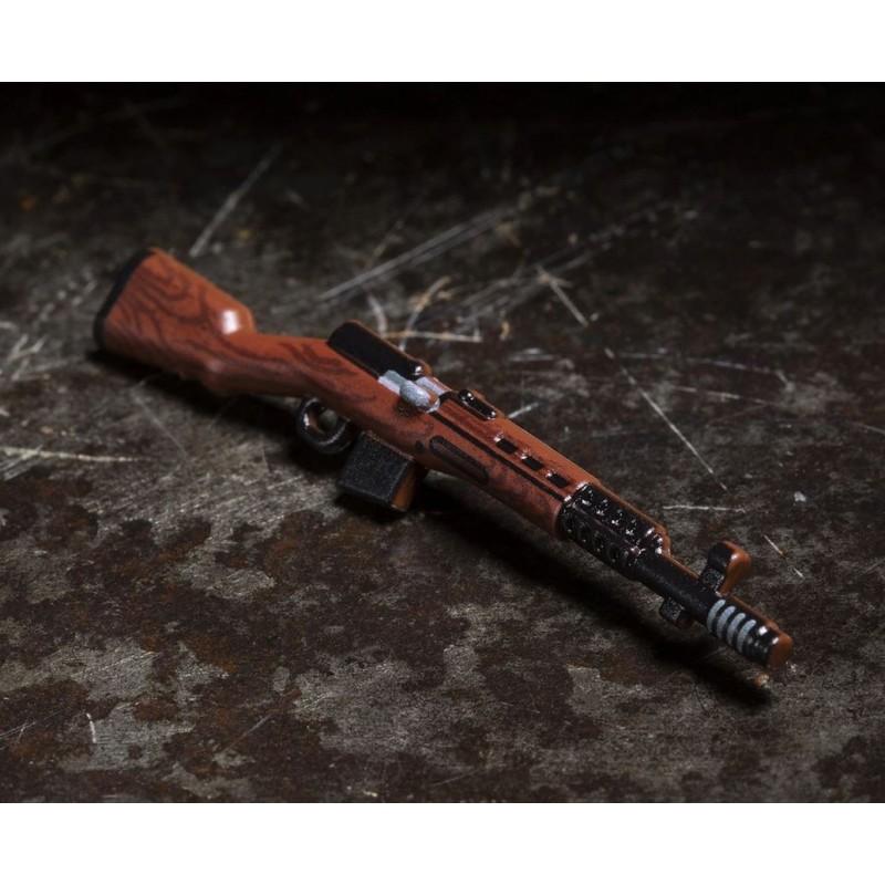 Brickmania® Perfect Caliber™ BrickArms® SVT Rifle V.2