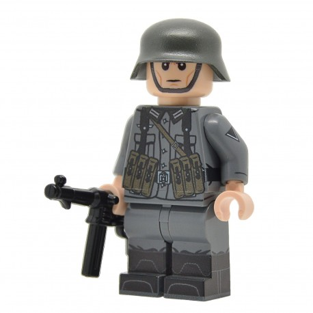 WW2 German NCO Minifigure