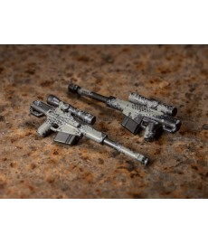 Brickmania® Perfect Caliber™ BrickArms® HCSR Distressed Desert