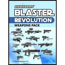 BrickArms Blaster Revolution Pack